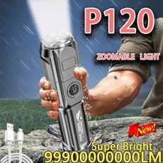 Flashlight, torchlight, Outdoor, usb
