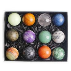Box, sphere, Ball, Natural