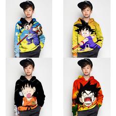 3D hoodies, Casual Hoodie, gokuhoodie, dragon