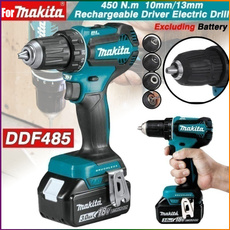 Set, Electric, hammerdrill, brushles