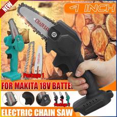 Mini, Gardening, Electric, Chain