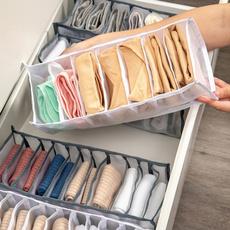 Box, Foldable, Underwear, Closet