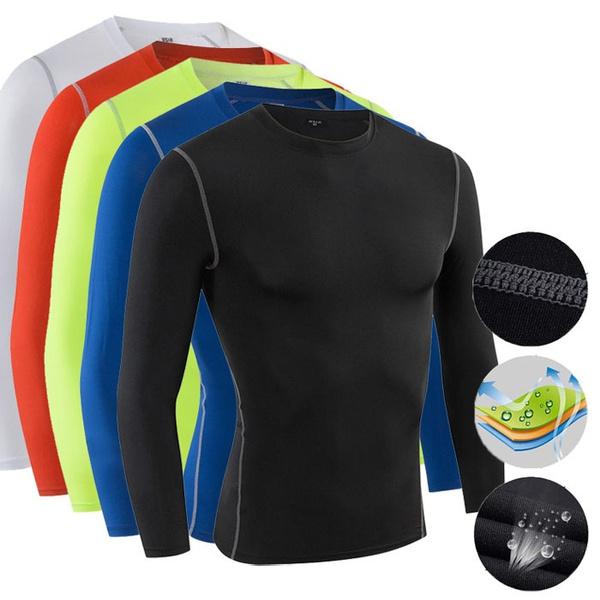 mensthermallongsleeveshirt, menscompressionshirt, baselayer, Shirt