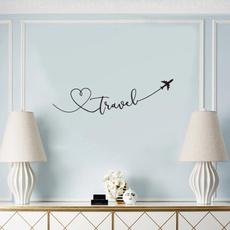 backgroundsticker, bedroomdecal, art, Home Decor