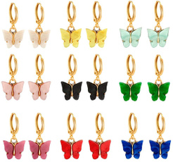 butterfly, Fashion, Colored, Gifts