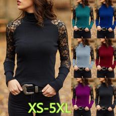 Plus Size, Shirt, Sleeve, Long Sleeve