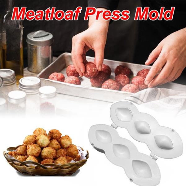 meatloafpressmold, Kitchen & Dining, meatballmaker, Meat