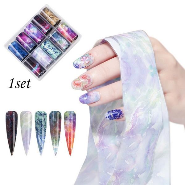 nail decoration, Beautiful, nail decals, Fashion