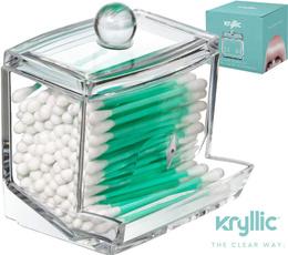 Bathroom, Beauty, cottonballstorage, cottonballholder