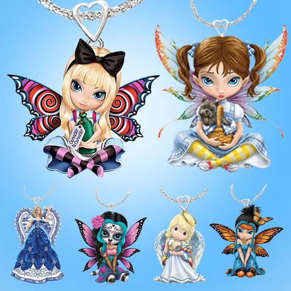 fairy, Holiday, Unique, Jewelry