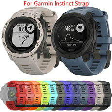 garminoriginalband, garminwatchband, Silicone, Bracelet