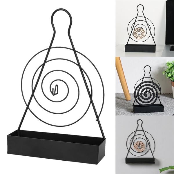 Home & Living, Frame, spiral, incense