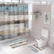 waterproofshowercurtain, Bathroom, Bathroom Accessories, bathroomdecor