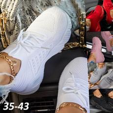 meshtrianersforwomen, Sneakers, Plus Size, pltaformsneaker