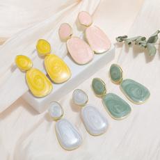 Fashion, Jewelry, Earring, oildrop