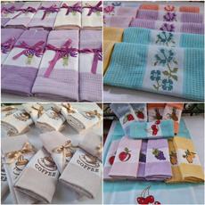 cottonteatowel, cottonnapkincloth, Kitchen & Dining, dishtowel