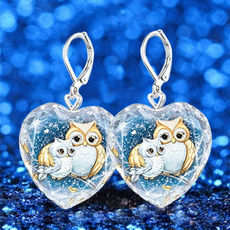 Sterling, Owl, Fashion, 925 sterling silver