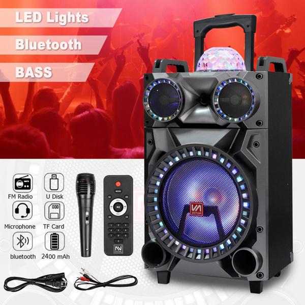 Heavy, party, lights, Wireless Speakers