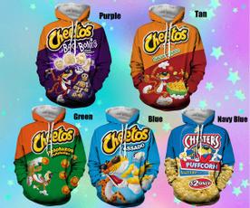 3D hoodies, trending, hooded, cheetoshoodie