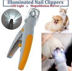 petnailclipper, Beauty, lednailtrimmer, nail clippers