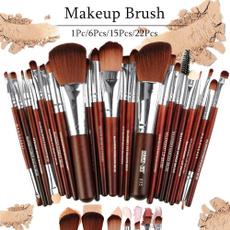 Makeup Tools, eyelinerbrush, Fashion, blushbrush
