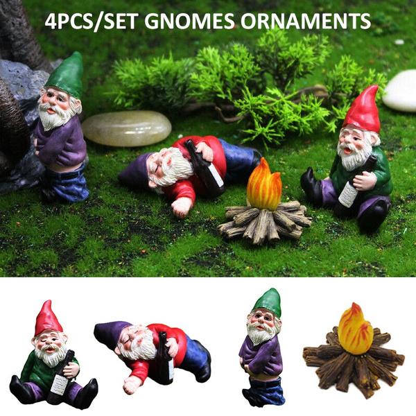 miniaturesdwarf, dwarfsstatue, minitoy, Garden