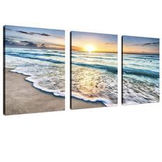 beachcanva, canvaspaintingforlivingroom, Home Decor, canvaspainting