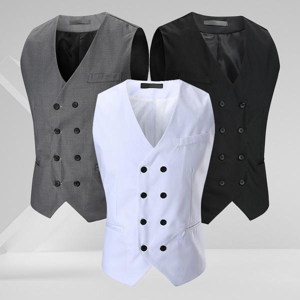 bussinessvest, Vest, Fashion, Waist Coat