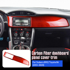 toyotaaccessorie, cardashboardpanelcoversticker, carbon fiber, Cover