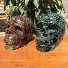 cristal, Head, quartz, skull