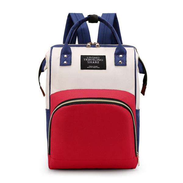 travel backpack, Polyester, Fashion, multifunctionalbag