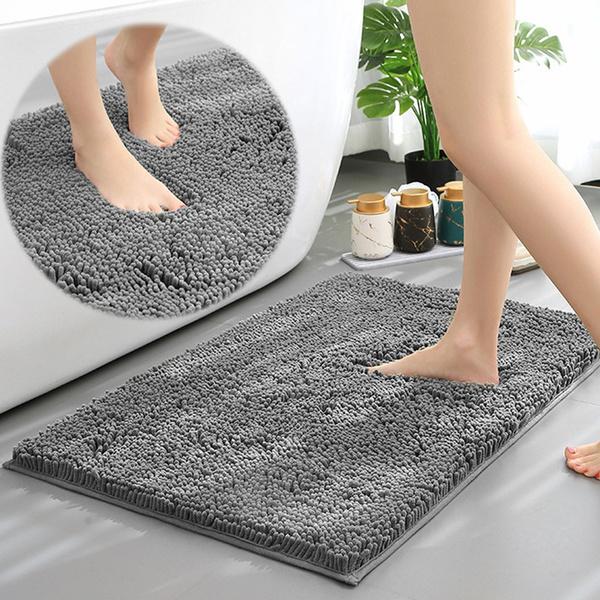 non-slip, Bathroom, shaggy, bathrug