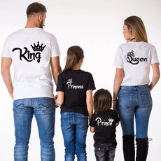 King, momanddaughtermatchingclothe, Clothes, Family