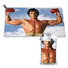 Outdoor, Towels, rocky, camping