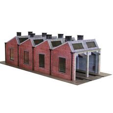 Paper, Train, sandtablepaperrepairroommodel, Tables