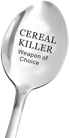 dad, cerealkillerspoon, Gifts, Weapons