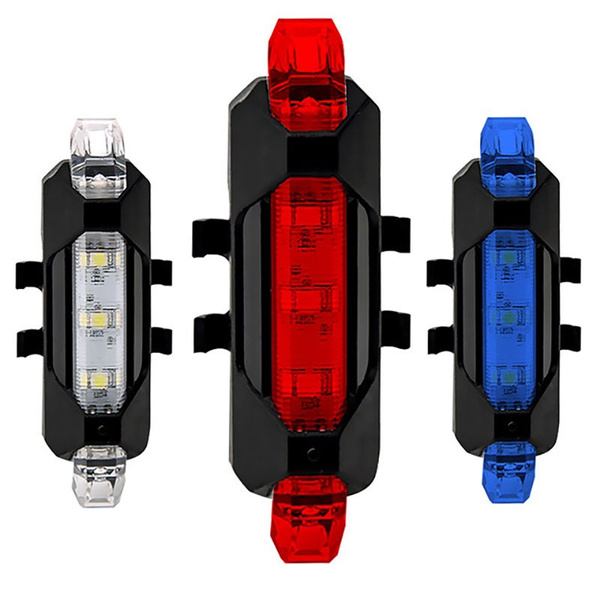 Flashlight, Cycling, usb, bicyclerearflashlight