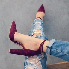 Sandals, pointedtoe, sexyclubshoe, Pump