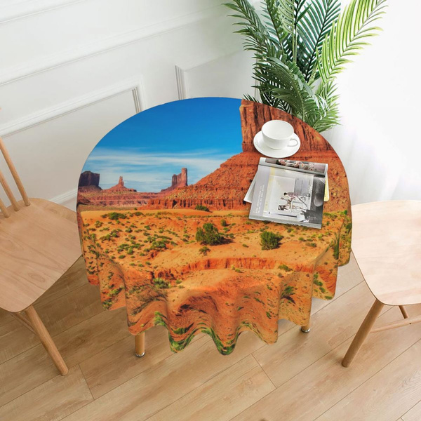 Arizona, roundtablecloth, Home & Living, Cover