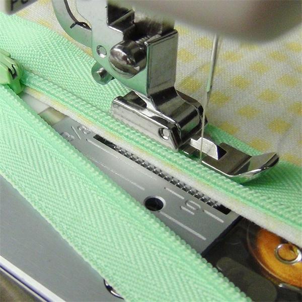 zipperfoot, Sewing, Metal, Machine