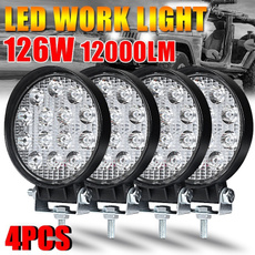 led, lightsbar, carheadlight, Cars