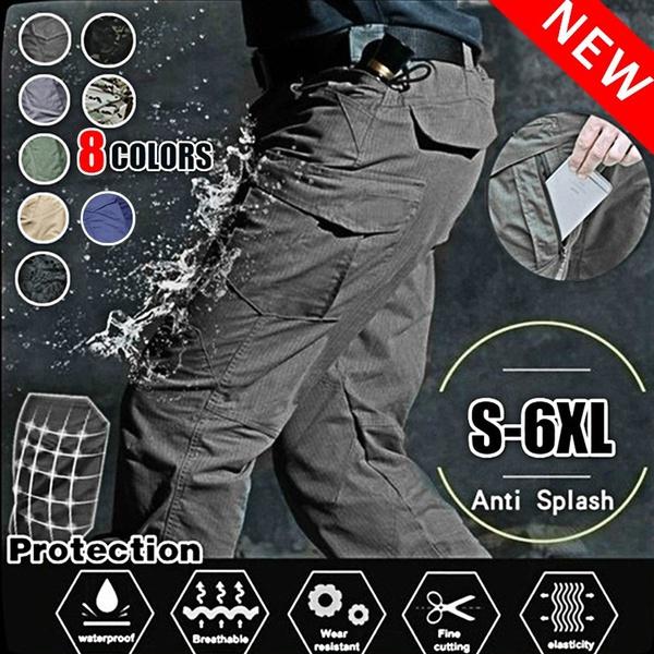 utrousersformen, uwaterproofpant, Hiking, Army