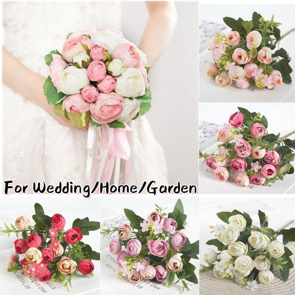 decoration, Decor, Flowers, tearosesbundle