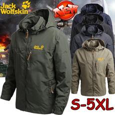 windproofjacket, Outdoor, Waterproof, hoodedjacket