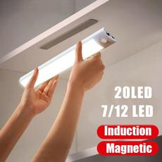 chargingbodyinductionlamp, Lamp, led, Closet