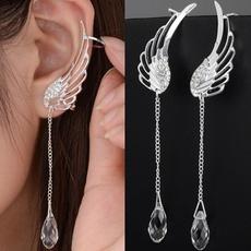 Tassels, Jewelry, Angel, Stud Earring