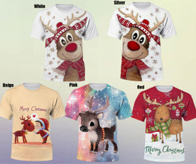 Summer, Funny T Shirt, 3dmentshirt, Christmas