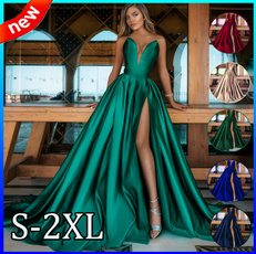 sexy, longeveningdresse, Dresses, Dress