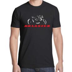 Bikes, Fashion, Cotton T Shirt, Sleeve