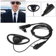 Headset, Microphone, Earphone, Pins